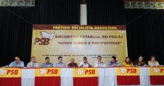 Encontro Regional do PSB Rio