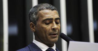 Romário em plenário