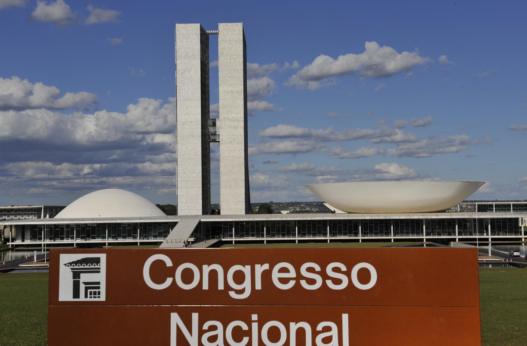 Palácio do Congresso Nacional foto Rodolfo Stuckert 08.06.09