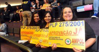 Policiais Mulheres - Agência Câmara