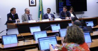Ministro Aldo Rebelo na Comissão de Esporte